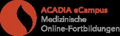ACADIA eCampus | Medizinische Online-Fortbildungen