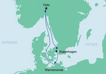 AIDA Route